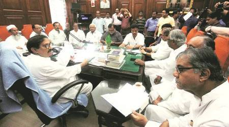 Opposition boycotts all-party meeting atAssembly