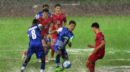 AFC Cup: Bengaluru FC thrash North Korean side April 25 3-0