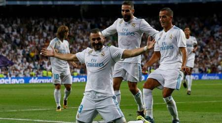 Real Madrid's confidence contrasts with Barcelona concern