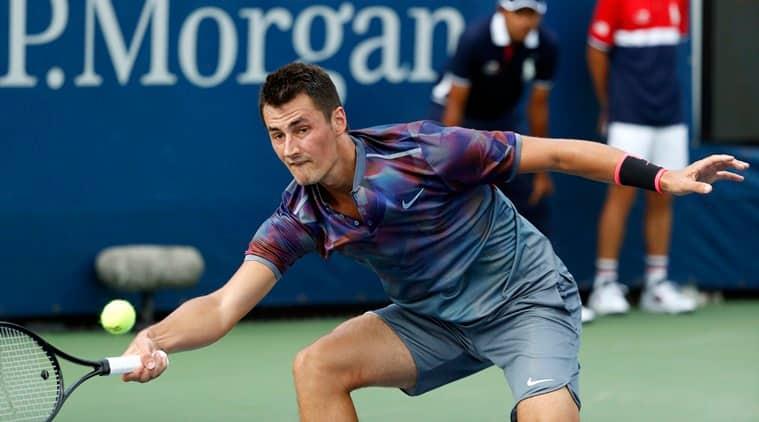 Bernard Tomic, US Open 2017, US Open, Tennis news, Indian Express