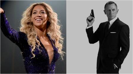 Beyonce in talks to sing James Bond theme song