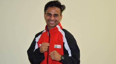 Gaurav Bidhuri, Bhiduri, boxer, boxing world championship, Bidhuri Boxing Club, boxing news, sports news