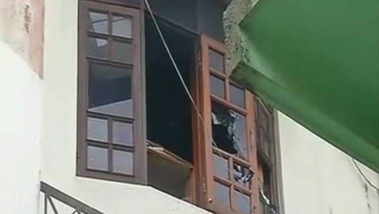 Fire mishap at Pal Heights hotel owner's house claims five lives