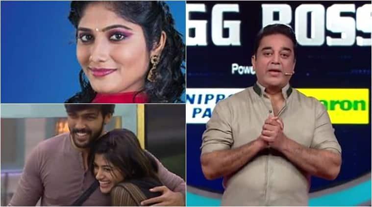 Bigg Boss Tamil, Kamal Haasan, Bigg Boss Kamal Haasan, juliana exit, bigg boss juliana, Bigg Boss contestant Oviya, Oviya Army