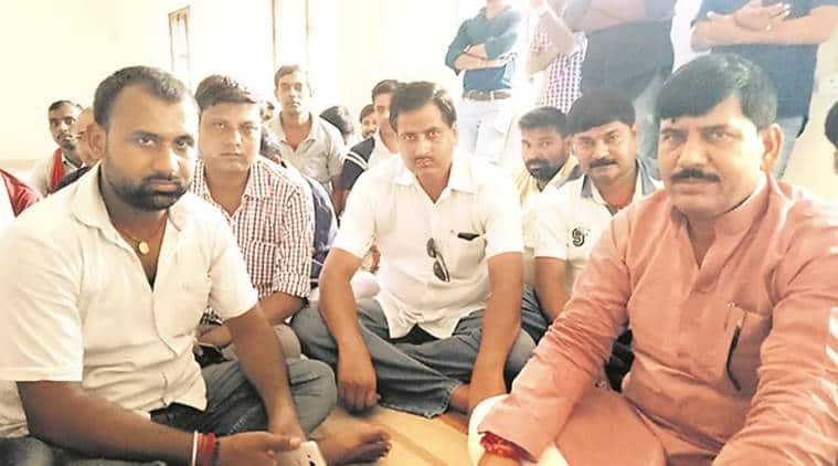 bihar beef attack, bhojpur beef attack, bhojpur cow vigilantism, bihar news, gau rakshaks, indian express news