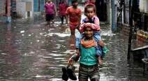 bihar floods, patna, bihar flood pics, bihar flood images, bihar flood photos, indian express