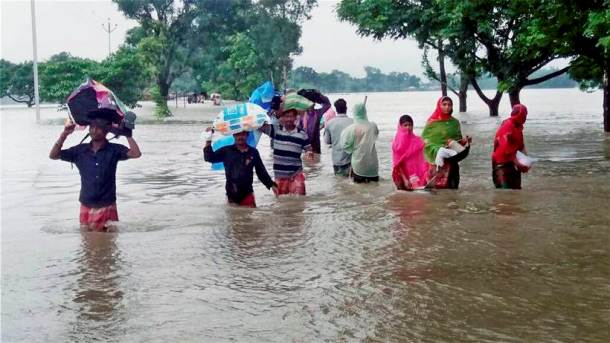 bihar floods, bihar, bihar flood, bihar death toll, bihar flood deaths, nitish kumar, sharad yadav, jdu, bihar news, bihar flood update, araria, champaran, indian express news, india news