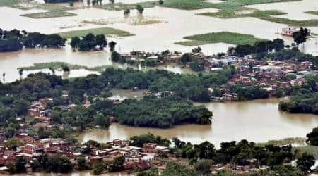 bihar, bihar floods, bihar, bihar flood, bihar death toll, bihar condition, nitish kumar, indian express news, india news