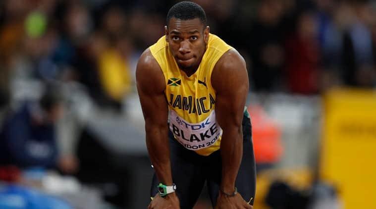 Jamaica, Yohan Blake, World Athletics Championships, Maurice Wilson