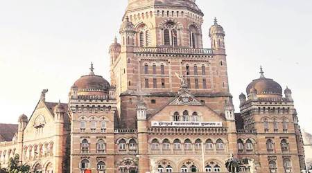 bmc, bmc engineers, roads dept bmc, drains de silting scam mumbai, indian express