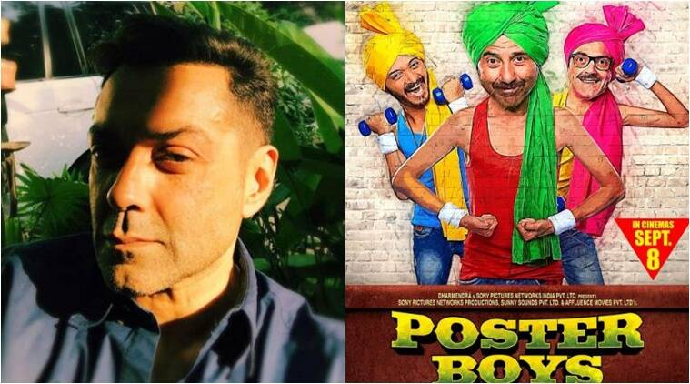 Poster Boys Actor Bobby Deol I Want To Work On Myself