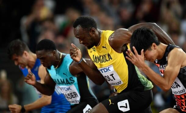 World Athletics Championship, Usain Bolt, Jamaica, Diamond League, London, athletics, indian express