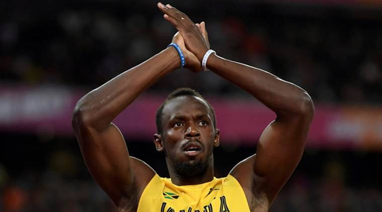 Usain Bolt, World Championship, Usain Bolt 100 metre heats, atheletics news, sports news, latest sports news