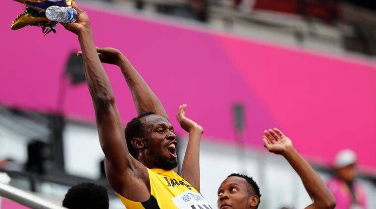 Usain Bolt, World Athletics Championships, United States, Michael Rogers
