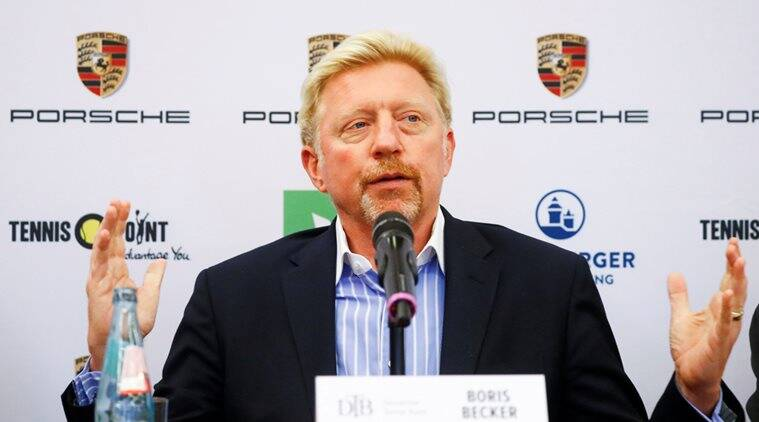 German tennis federation, Boris Becker, Jens Gerlach, Wimbledon