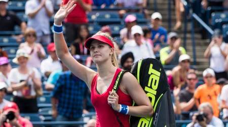 Eugenie Bouchard survives qualifying to grab Wimbledon spot