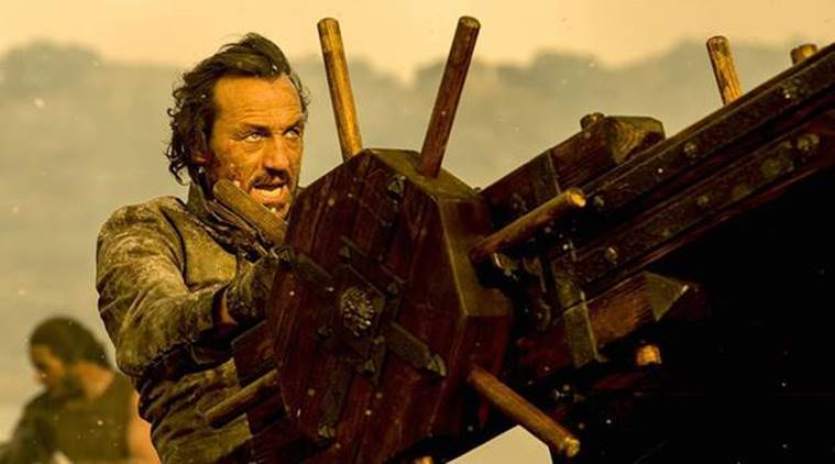 Jerome Flynn's Mailman Won't Speak to Him Because He Shot a Dragon