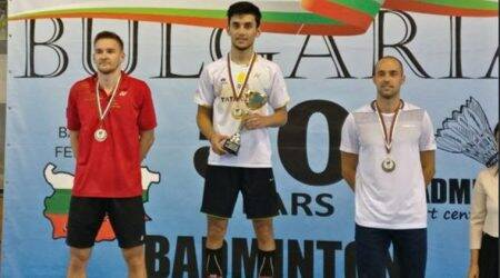 Lakshya clinches Bulgaria Open Series