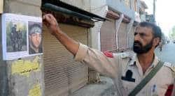 Hizbul Mujahideen, burhan wani, kashmir, pakistan, kashmir terrorist, hijbul, indian express