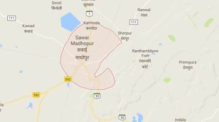 Five persons run over by train in Sawai Madhopur