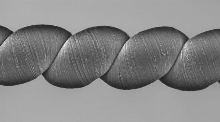 Carbon nanotube, twistron, electricity, wearable, Texas at Dallas