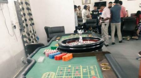 Casino-cum-bar in south Delhi farmhouse busted; 30 arrested, 13 luxury cars seized