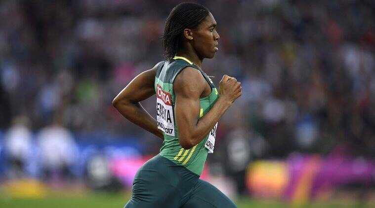 Caster Semenya, World Championships, Indian Express