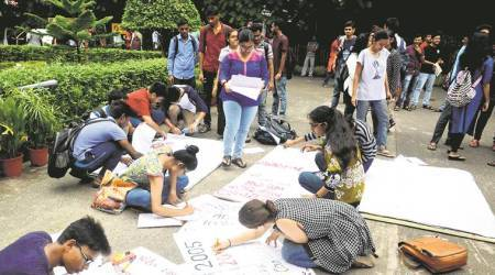 Jadavpur University students gherao V-C, registrar; say stir will go on till order revoked