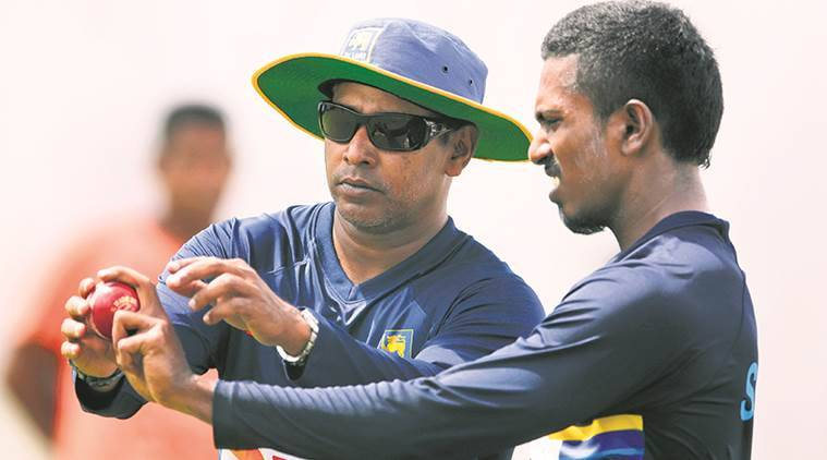 India vs Sri Lanka: Like in his playing days, coach Chaminda Vaas remains  as diligent as ever | Sports News,The Indian Express