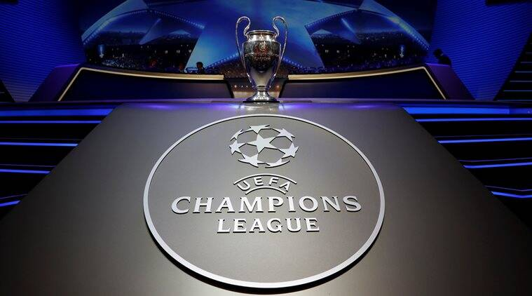 real madrid, champions league, champions league draw, champions league draw 2017-18, uefa, barcelona, tottenham hotspur, dortumund, football, indian express