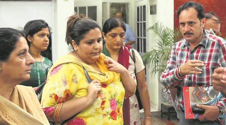 SDM graft case: Chandigarh, Municipal Corporation to probe all notices sent by  Shilpy Pattar during her stint in city