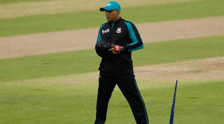 Chandika Hathurasinghe, Sri Lanka head coach, 2019 World Cup, bangladesh head coach, Cricket news, Indian Express
