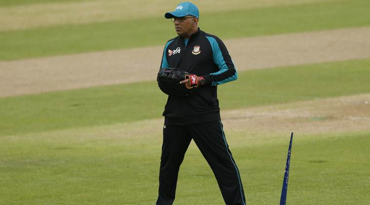 Chandika Hathurasinghe, Sri Lanka head coach, 2019 World Cup, bangladesh head coach, Cricket news, Indian Express
