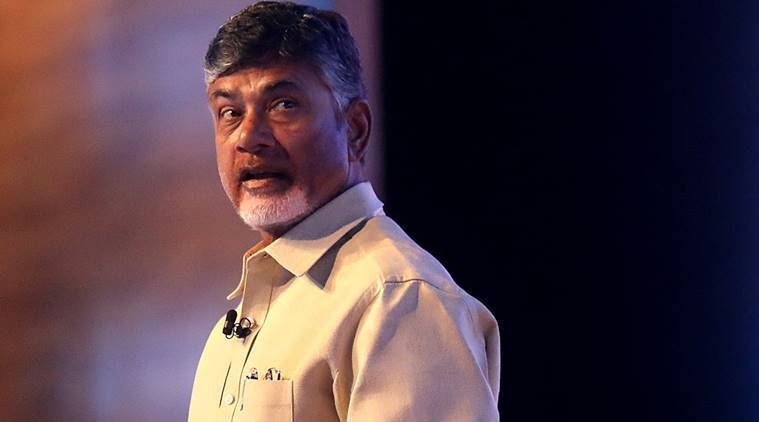 chandrababu naidu, andhra pradesh cm, visakhapatnam, vizag, india news, indian express news