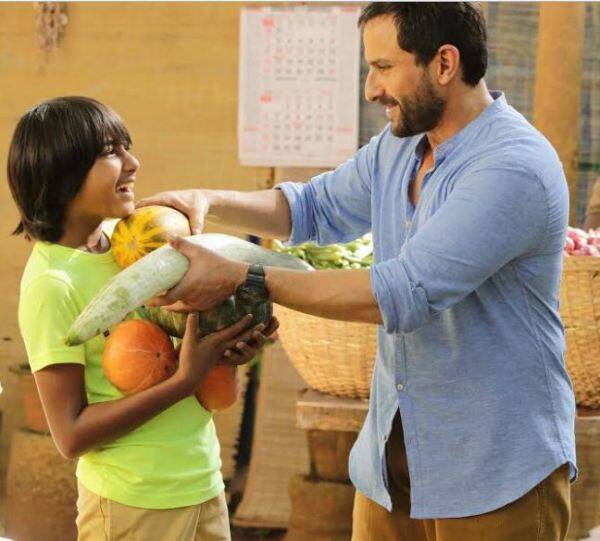 Saif Ali Khan's Chef Movie Trailer Out-Adorable Father-Son Bond