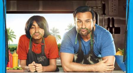 First look poster of Saif Ali Khan starrer Chef isout