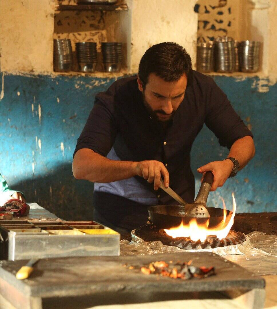 Trailer of Raja Krishna Menon's Chef starring Saif Ali Khan out