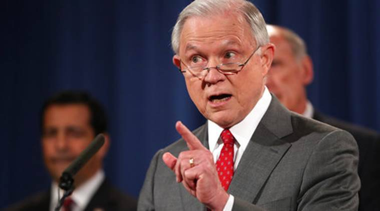 Chicago, Attorney General Jeff Sessions, Jeff Sessions, Chicago Sanctuary City Threat, President Donald Trump, Donald Trump, Trump Administration, Immigrants, World News, Latest World News, Indian Express, Indian Express News
