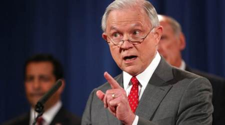 Chicago sues over sanctuary city threat; Attorney General Jeff Sessions firesback