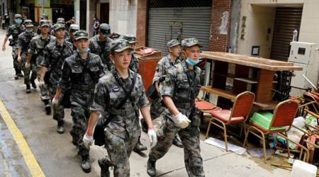 China slashes three lakh troops; reduces PLA size to twomillion