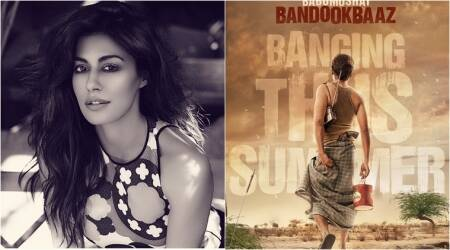 Chitrangda Singh wishes Babumoshai Bandookbaaz team all the best