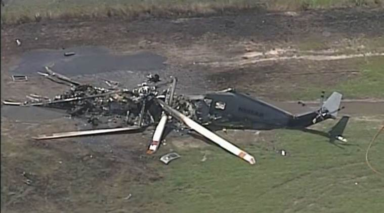 apache helicopter crashes with Israel Military Says Helicopter Crashes Killing 1 Pilot 4787224 on Small Plane Crashes On I 405 At John Wayne Airport moreover U S Air Force Forward Deploys F 22 Raptor Fighter Jets Poland together with Eng20060725 286410 besides Aviation Mishaps also Taiwan Ah 64e Crash Video.