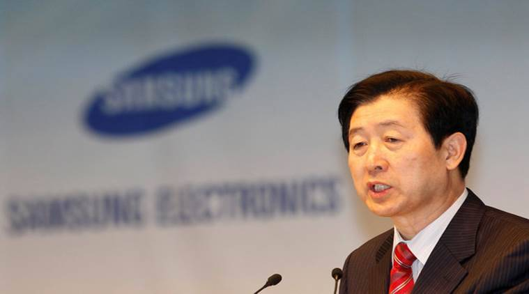 Choi Gee-sung Samsung, Samsung, Samsung men, ex-Samsung strategy chief Choi Gee-sung , Business News, Indian Express News
