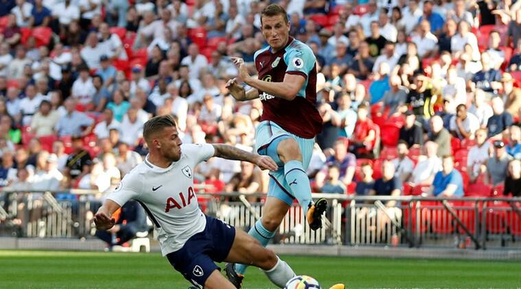 Tottenham Hotspur, Premier League, Burnley, sports news, football, Indian Express