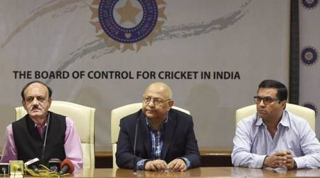 bcci, Board of Control for Cricket in India, coa, Committee of Administrators, Anurag Thakur, Ajay Shirke, C K Khanna, Amitabh Choudhary, Anirudh Chaudhary, cricket, indian express