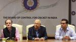 CoA demands removal of key BCCI office bearers
