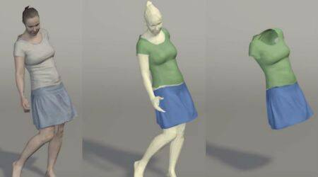 New virtual system allows you to try on clothes