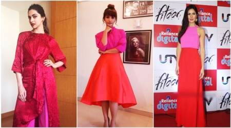 Deepika Padukone, Katrina Kaif or Patralekha — Who aced colour blocking better?