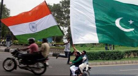 Flag war is the latest chapter in India, Pakistanrivalry