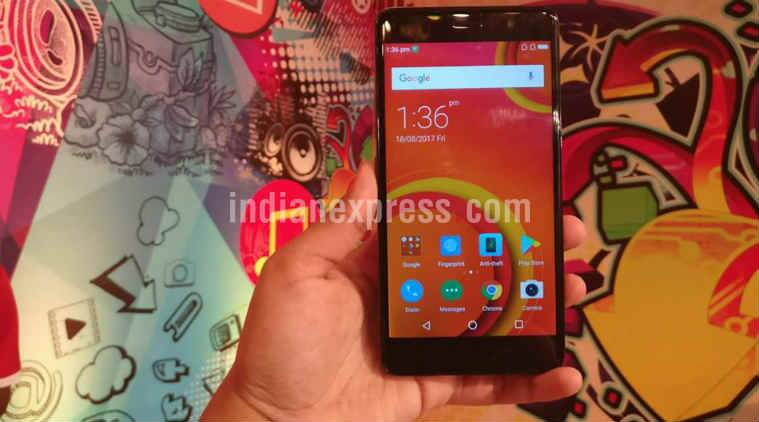 Comio, Comio P1, Topwise Communications, Comio P1 price in India, Comio P1 launch in India